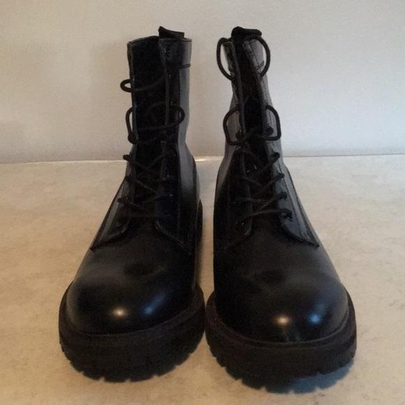 H\u0026M Shoes   New Mens Size Black Hm